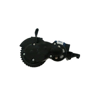 Image 2 - أجزاء مكنسة كهربائية قابلة للتطبيق على سلسلة proscenic kaka proscenic 790T 780TS jazs Alpaca Plus (يسار + يمين) عجلة
