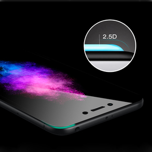 Image 4 - מזג זכוכית עבור Xiaomi RedMi 4 4X 4A 4Pro מסך מגן, suntaiho 2.5D מלא מזג זכוכית סרט לxiaomi הערה 4 4X