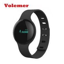 VolemerH8S Bluetooth Smart Band фитнес-трекер Браслет монитор сердечного ритма браслет шагомер smartband для Xiaomi Android IOS
