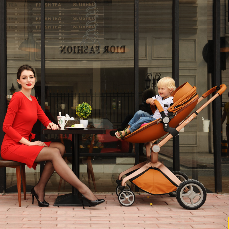 hot mom Baby Strollers can sit and lie baby stroller baby stroller can folding Baby stroller winter summer free shipping portabl europe and ru no tax baby stroller ultra light can sit can lie portable umbrella stroller folding summer strollers baby