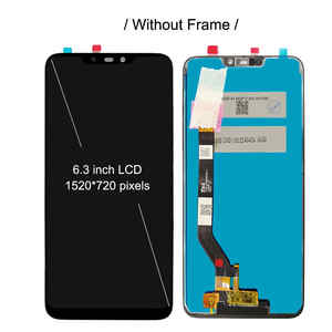 "Image 2 - 6.3 ""LCD ใหม่สำหรับ Asus ZenFone MAX M2 ZB633KL X01AD LCD จอแสดงผล TOUCH SENSOR Digitizer ASSEMBLY ZB633 ZB633KL จอแสดงผล"