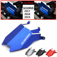 motorcycle accessories CNC splash cover rear fender fender for BMW G310GS 2017-2018 g310gs 17-18 g 310gs