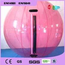 Free Shipping!0.8mm TPU 2m, water walking ball,zorbing water ball,giant ball,zorb balloon,inflatable human hamster zorb ball