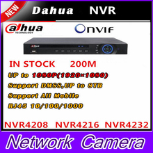 Free shipping 2014 NEW CCTV Dahua NVR 8CH Network Video Recorder 1080P H.264 DH-NVR4208 English Firmware Support Onvif