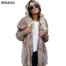 S-5XL Women Solid Color Coat Soft Fleece Winter Autumn Warm Jacket Hooded Overcoat Female Fashion Casual Outwear Plus Size