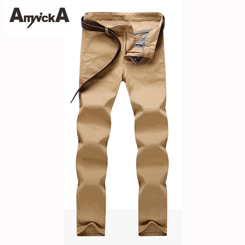 Popular White Khaki Pants-Buy Cheap White Khaki Pants lots from ...