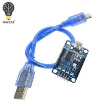 WAVGAT XBee Explorer Xbee USB мини-адаптер, модуль, плата, основание, щит, многофункциональный FT232 FT232RL