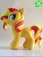 30cm Anime Friendship is Magic Unicorn Plush Pony Toy Cartoon Horse Stuffed Toys for Children Ty Beanie Boos Unicornio Pelucia