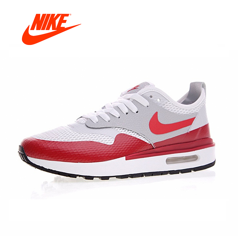 Original New Arrival Official NIKE Air Max 1 Royal SE SP Men Running Shoes Outdoor Sport Sneakers homens men Shoes men AA0869 original new arrival nike air max tavas men s running shoes sneakers