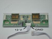 Free Shipping 4 Lamp Narrow CCFL Inverter For 4 Lamp Backlight LCD Screen Panel Monitor PC