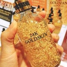 Праймер для макияжа 24K Gold Elixir Essence Oil control увлажняющий крем для лица отбеливающая база Make Up Primer минимайзер пор Сыворотка для кожи