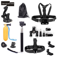 11 in 1 Floating Handle Grip Pole Monopod for Go pro Gopro HD Hero 5 4 3 3+ 2 SJCAM SJ4000 SJ5000 SJ6000 SJ7000/EKEN H9R H9 H8