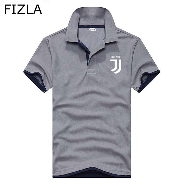 Brand Polo Shirt Men Casual short sleeve polo shirts Juventus polo Homme high quality Big Size 3XL Mens Designer Polos