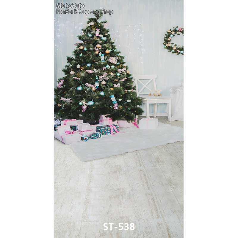 Christmas background vinyl photography backdrops Computer Printed christmas fire place for Photo studio ST-538 2015 new 2mx3m red house near the river digital photography backdrops computer printed muslin vinyl background