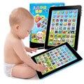2016 hot sale Crianças Aprendizagem De Máquina Russo Computer Learning Educação Máquina Tablet Toy Presente Para Kid conveniente usar