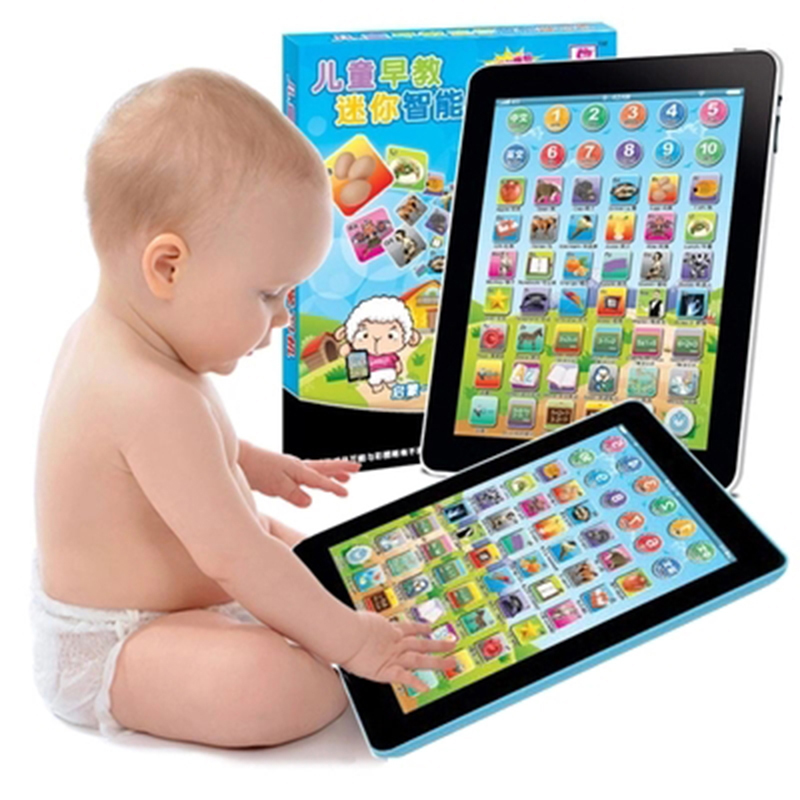 Learning Machine Children English Computer Learning Education Machine Tablet Toy Gift For Kid convenient to use