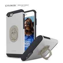 G.D. SMITH Luxury Ring Cover Case for iPhone 6 / 6s 4.7″