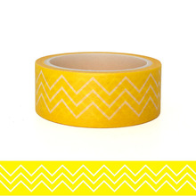 20pcs/set Bright Yellow Lemon Ripple Children DIY Decorative Sticker Hand Tent and Paper Tape Washi