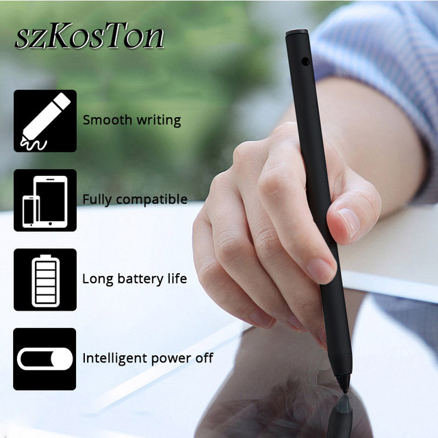 low priced 8e4b3 61745 US $18.72 29% OFF|Universal Active Capacitive Pen For Apple iPhone 8 X XS  XR Touch Screen Pencil For Xaiomi iPad mini iPad Pro 9.7 Air Pen Stylus-in  ...