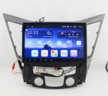 9″ Quad core 1024*600 HD screen Android 6.0 Car GPS radio Navigation for Hyundai i45 Sonata 2011-2014