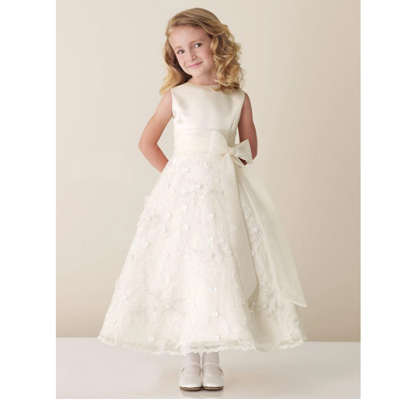 Robe ceremonie fille communion