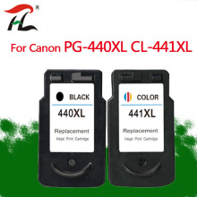 PG440 CL441 Compatible for Canon PG440XL Ink cartridge  CL441XL For PIXMA MX374 MX394 MX434 MX454 MX474 MX514 printer