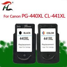 цены на PG440 CL441 Compatible for Canon PG440XL CL441 Ink cartridge  CL441XL For PIXMA MX374 MX394 MX434 MX454 MX474 MX514 printer  в интернет-магазинах