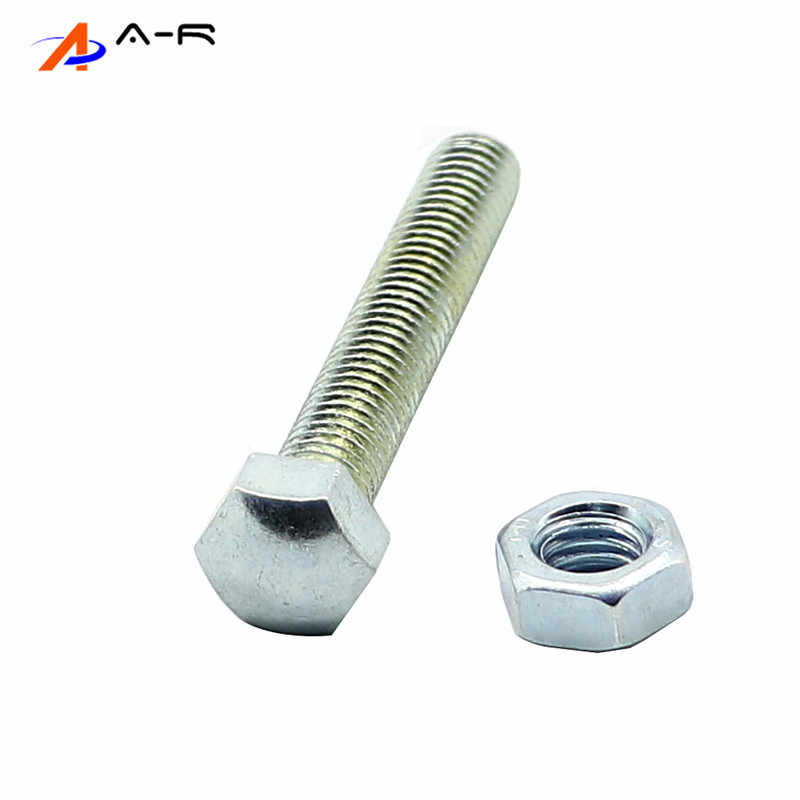 Motorcycle Swingarm Chain Adjuster Bolt Screws Repair Kit For Yamaha YZ125  YZ250 YZ250F YZ400F YZ426F YZ450F & WR Models