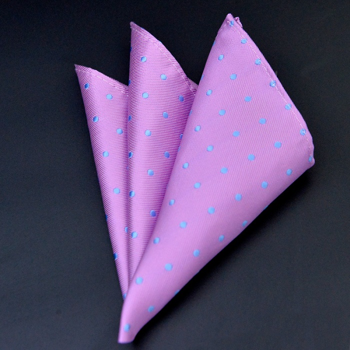 Paisley Silk Taschentücher Gewebtes Tiermuster Taschentuch Herren - Bekleidungszubehör - Foto 4