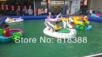 Toy child water hand boats plastic bumper boat water amusement equipment
