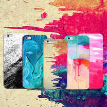 2016 New Design Graffiti painting Mobile Phone Bag For iPhone 5 5s SE 6 6s 6Plus 6s Plus 7 7Plus Soft Silicon Case Cover Coque