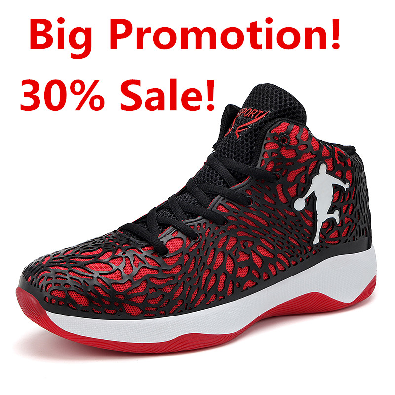 New Basketball Shoes Men Boys Breathable Anti-slip Jordan Sports Sneakers Women Casual Footwear Jordan Retro man light jordan basketball shoes breathable anti slip basketball sneakers men lace up sports gym ankle boots shoes basket homme