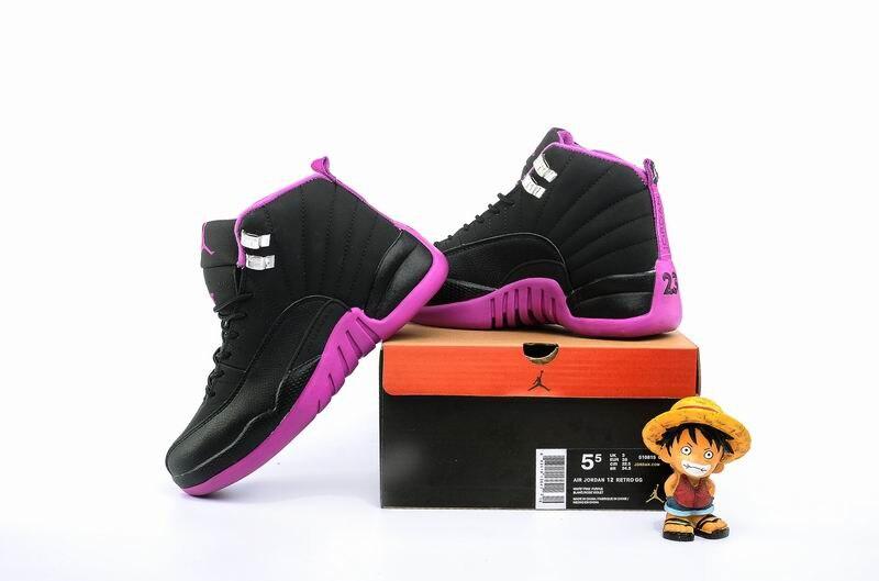 purchase cheap 7d573 ffefb Air Jordan 12 women Basketball Shoes Metallic women Sneaker Sport Shoes  comprehensive Breathable Height Increasing 36-40