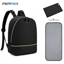 Get more info on the mommore Large Diaper Backpacks Fit 13'' Laptop Travel Diaper Bags with Changing Pad Lightweight Nursing Bags for Baby Care