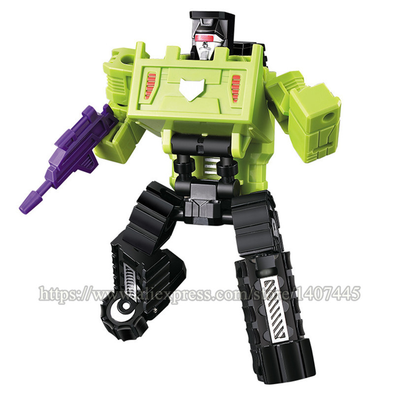 Transformers WJ WEIJIANG Century of deformation Digger Action Figure Cars Gift
