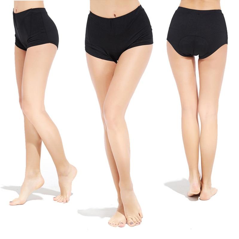 S-XXXL High Quality Pad Bicicleta Shorts Womens Cycling Bicycle Short Underwear Comfort Gel 3D Padded Sportware Equipment