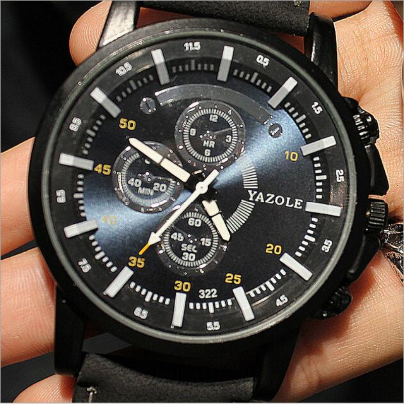 YAZOLE Luminous Watch Sport Watches Waterproof Men's Watch Men Watch Clock relogio masculino erkek kol saati relojes para hombre yazole luminous wrist watch fashion sport watches men waterproof men s watch men watch clock relogio masculino erkek kol saati