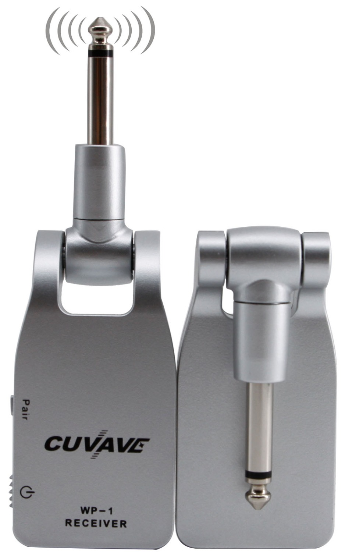 2019 CUVAVE WP-1 2.4G Sans Fil Guitare Système Émetteur et Récepteur Intégré Rechargeable Au Lithium - 3