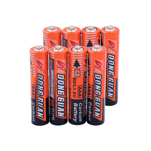 4-20pcs 1.5V AAA Battery Zinc Carbon 3A LR03 SUM4 1.5V Dry Batteries Extra Heavy Duty For Flashlight Camera Radio Toys Wholesale