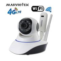 720P 3G 4G All Mode Available IP Camera Sim Card WiFi CCTV Camera IR Gsm H