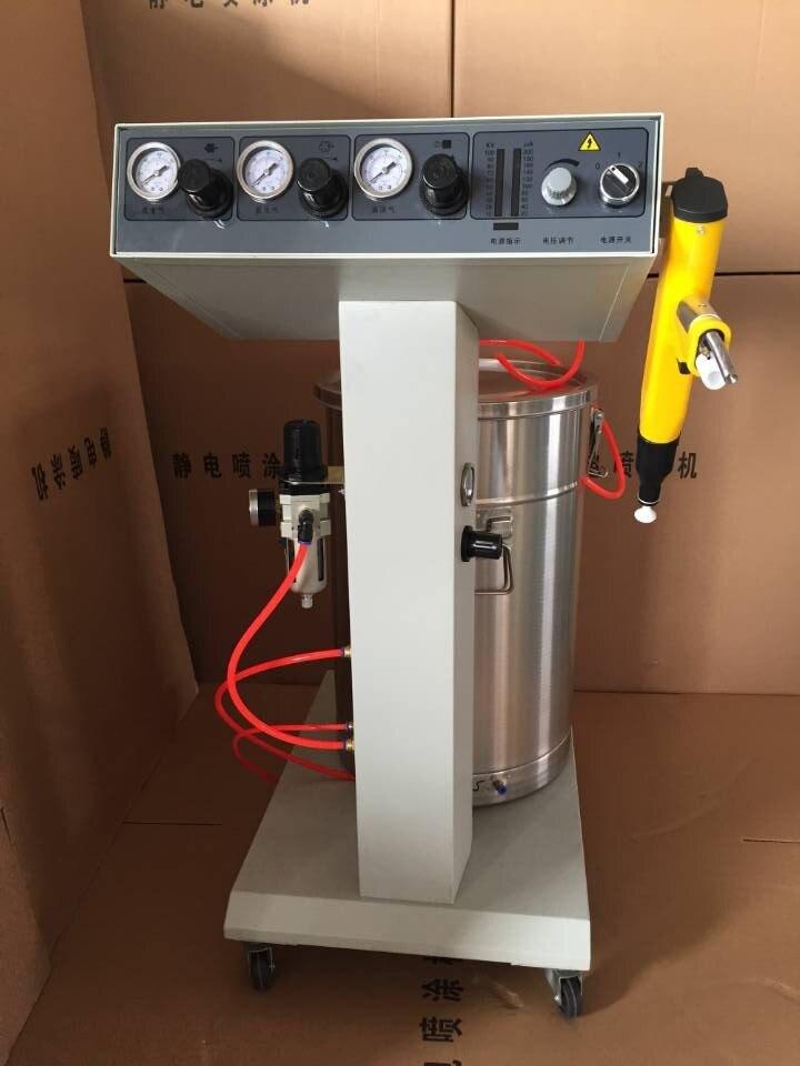 Celá sada elektrostatického práškového lakovacího stroje s - Elektrické nářadí - Fotografie 3