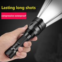 Cree XML T6 XM L L2 Powerful Led Flashlight Torch Waterproof Lanterna Portable Camping Hunting Light