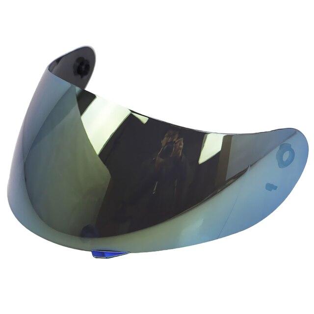 1 Pcs Motorcycle Helmet Visor For K3 K4 Motorcycle Helmet Shield Parts Motorbike Helmet Lens Full Face Removable & Washable