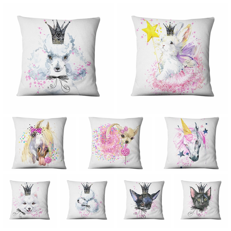 Wholesale American Art Super Soft Velvet Cushion