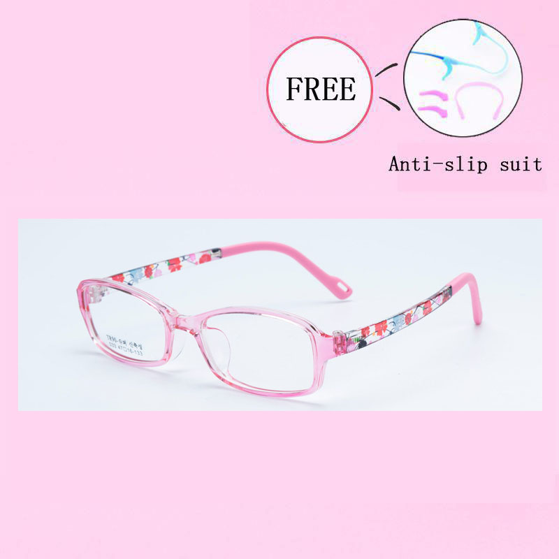 Kids Glasses Frame Super Light Children Eyeglasses Frames Boy Girl Eyewear Frames Optical Prescription Spectacles 033-31