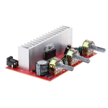 12V TDA7377 Bordo Amplificatore Audio 40W + 40W 2.0 Canali Stereo Amplificador