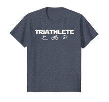 2019 Nieuwe Zomer Casual T-shirt Triathlete Swimminger Biker Loopt Triathlon
