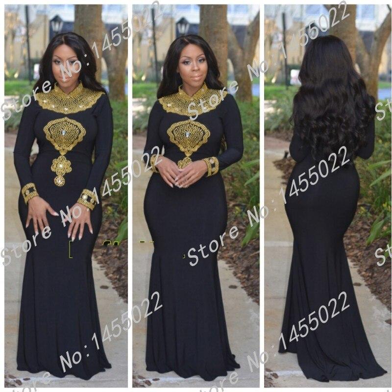 Plus size moroccan dress