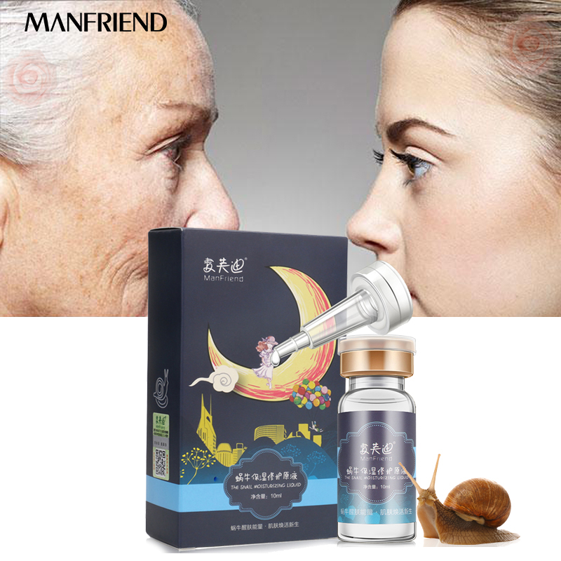 Snail Extract Repair Whitening Skin Care Moisturizing Essence Face Care Anti-Aging Wrinkle Serum Lifting Firming Beauty Cream gold anti wrinkle gel face firming cream moisturizing anti aging skin care products beauty products beauty free shipping