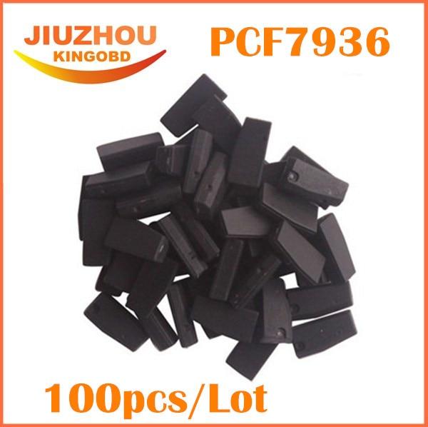 100pcs lot pcf7936as car key chip id46 Transponder Chip high quality pcf7936 pcf 7936 chip Blank